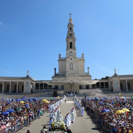 Santuario de Fátima acogió XII Encuentro Internacional de los Equipos de Nuestra Señora