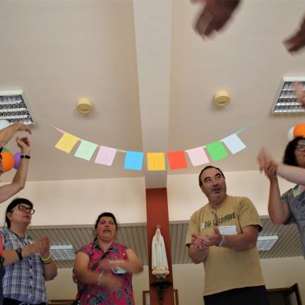 """E' iniziata, nella """"Casa dei Sorrisi"""", la 12ª edizione delle vacanze per genitori che hanno figli disabili"""