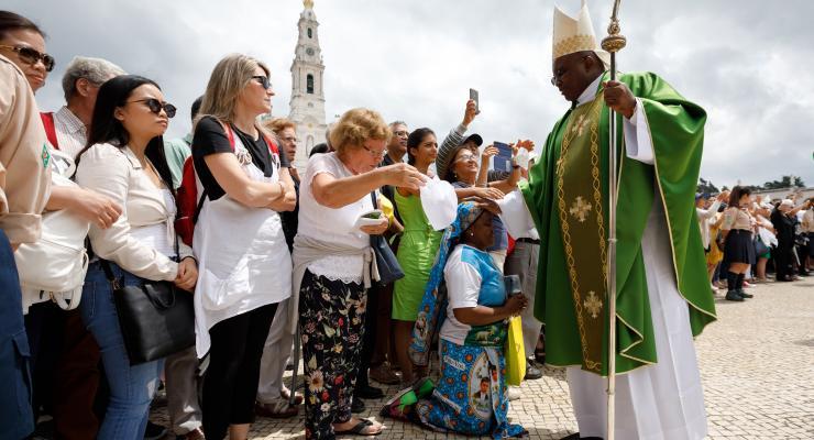 Bispo de Cabinda alertou para o risco da perda do valor da maternidade