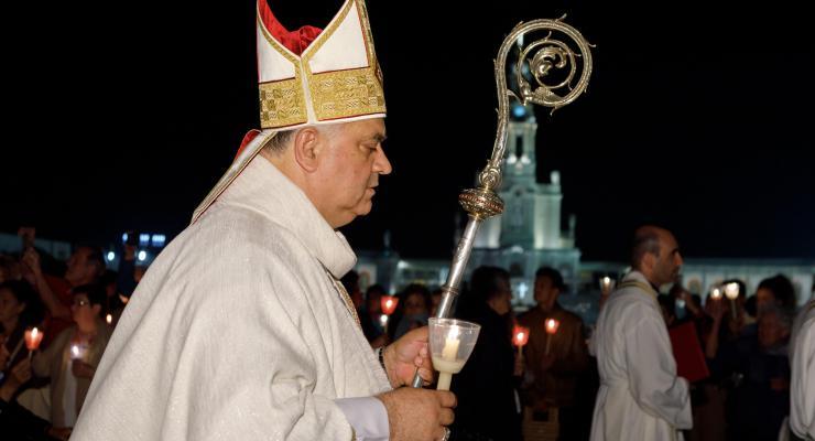"""""""Drama dos cristãos perseguidos"""" lembrado na primeira noite da Peregrinação de julho"""