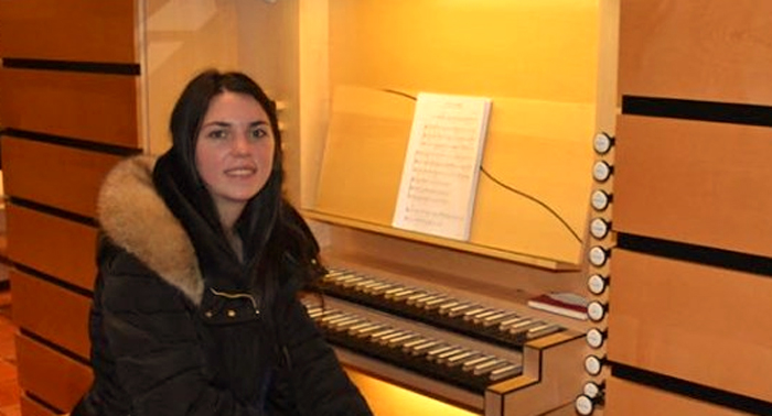 No V Recital de Órgão do Santuário, Liliana Duarte vai interpretar obras do pós-romantismo e da época contemporânea