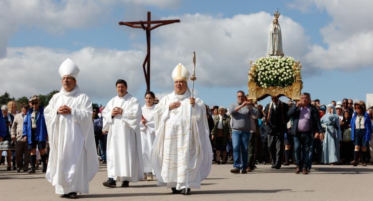 Bispo de Viseu olhou para Fátima para desafiar peregrinos a evangelizar o mundo