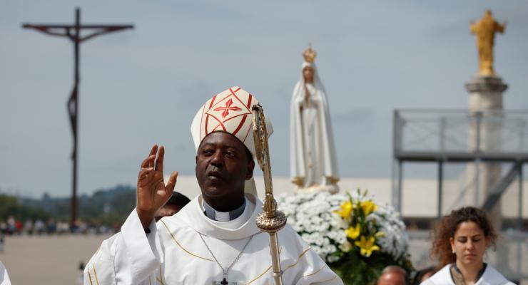 Bispo de Moçambique indicou a missão como resposta ao amor trinitário de Deus