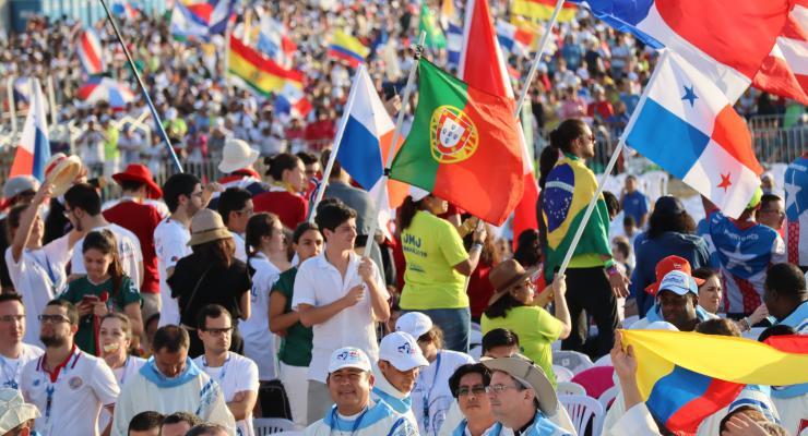 Papa insiste na proposta de um tema mariano para a preparação da JMJ de Lisboa