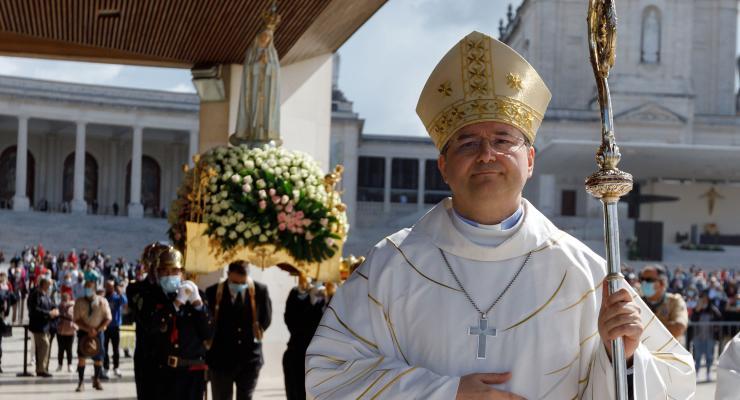 """Bispo auxiliar de Lisboa pede à Europa que retome a matriz cristã e ponha em prática """"a gramática da hospitalidade"""""""
