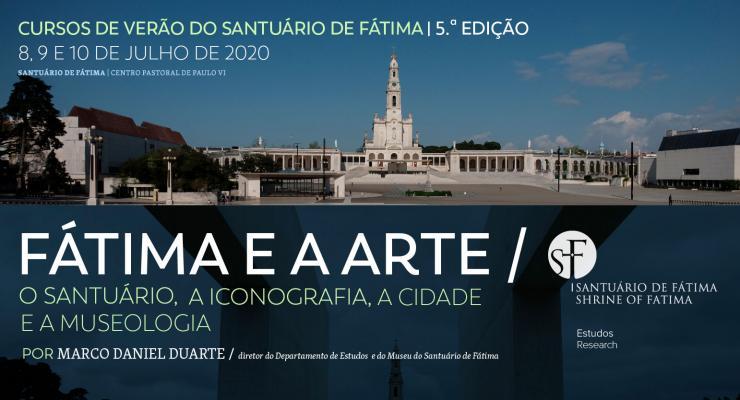 Fátima e a Arte: o Santuário, a Iconografia, a Cidade e a Museologia