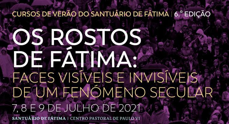 """Curso de Verão de 2021 vai falar das """"faces visíveis e invisíveis"""" do fenómeno de Fátima"""