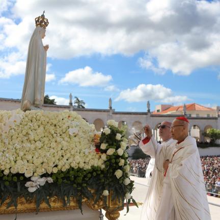 Chiński kardynał prosi pielgrzymów, aby byli budowniczymi nowej ludzkości
