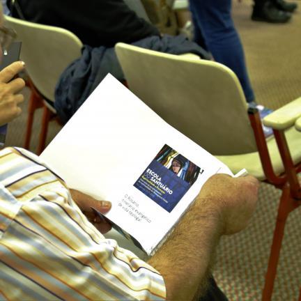 """Escola do Santuário conduz 40 participantes através do tema """"O Rosário, itinerário evangélico de vida teologal"""""""