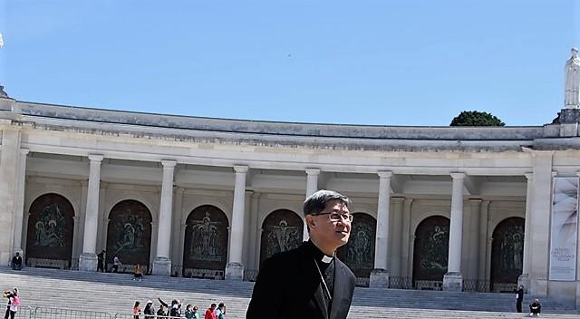Os cristãos asiáticos têm muita devoção por Maria, afirma cardeal Luís Tagle