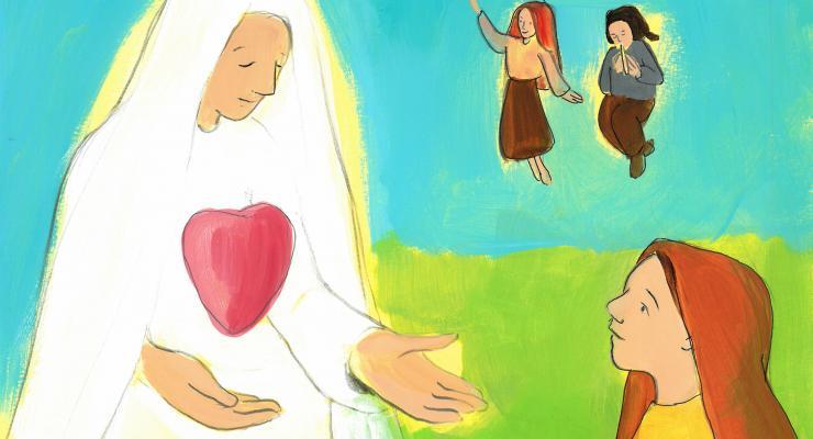 Santuário de Fátima propõe às crianças uma peregrinação pelo coração através de um jogo