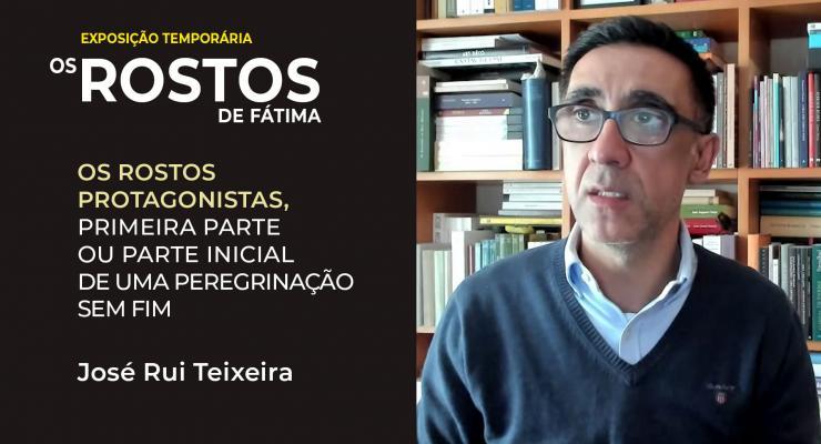 Quinto vídeo de apresentação da nova exposição temporária mostra o rosto de Lúcia de Jesus