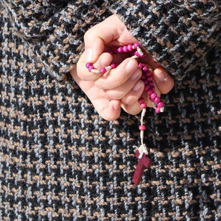 Sanctuaire retransmet programme de dévotion des premiers samedis dans sa page internet