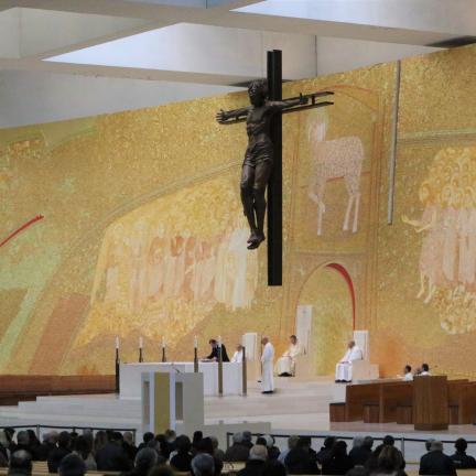 5º Aniversário do Pontificado do Papa Francisco lembrado no Santuário de Fátima