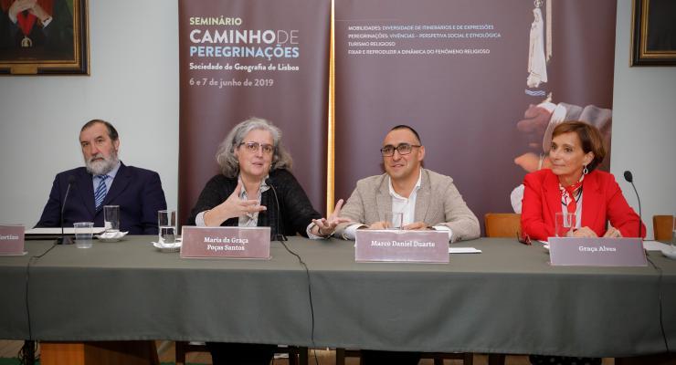 """Fátima afirma-se como uma """"geografia psicológica"""" a partir de vários territórios , afirma diretor do departamento de Estudos do Santuário"""