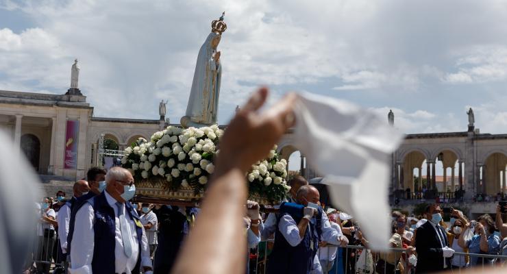 """A  Assunção é uma mensagem de """"esperança, de consolação e de alegria"""", afirmou D. António Marto"""