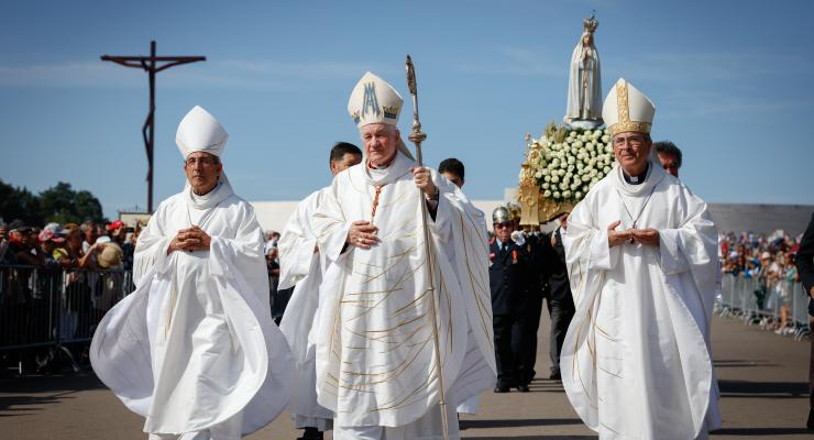 """Cardeal Marc Ouellet desafia peregrinos a serem """"apóstolos ativos"""" da esperança e da paz"""