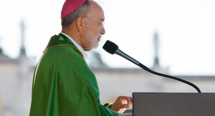 """Bispo lembra que rezar pelo sucesso do Sínodo da Amazónia e votar nas eleições legislativas este domingo constitui """"um ato de fé dos cristãos"""""""