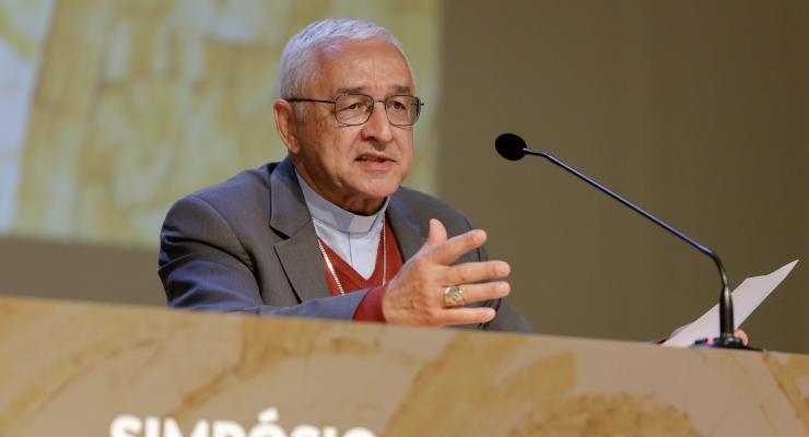 """""""A guerra em nome de Deus é a maior blasfémia que se pode enunciar"""", disse D. José Ornelas"""