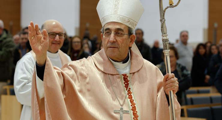 """A alegria do Evangelho """"é fonte de uma primavera espiritual"""", diz D. António Marto"""