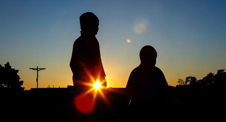 """""""Salvos pela Luz"""" é a proposta temática do retiro que o Santuário inicia na próxima sexta-feira"""