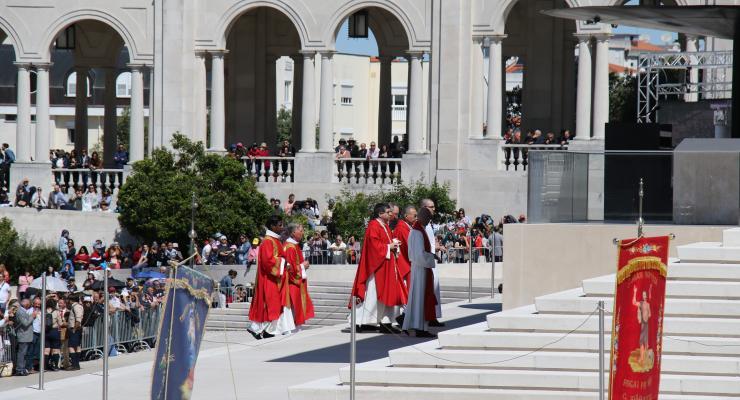 Santuário celebra Pentecostes e apresenta Espírito Santo como antídoto à indiferença e ao egoísmo