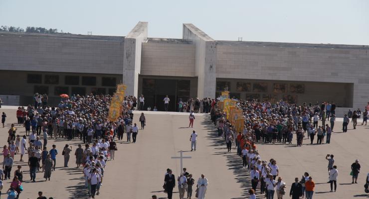 Movimento da Mensagem de Fátima estreia hino na 42ª Peregrinação Nacional