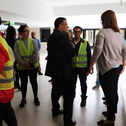 Vice-reitor deu as boas vindas à segunda peregrinação nacional da comunidade surda muda ao Santuário de Fátima