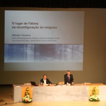 Fátima é um laboratório de identificação da religiosidade portuguesa, afirma antropólogo Alfredo Teixeira