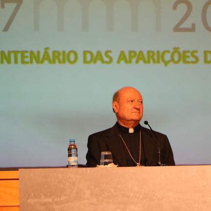 """A mensagem de Fátima """"é uma luz, um guia para o passo dos crentes"""", afirma Cardeal Gianfranco Ravasi"""