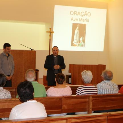 """""""Vamos continuar a rezar por todos os avós"""" disse o reitor do Santuário de Fátima"""