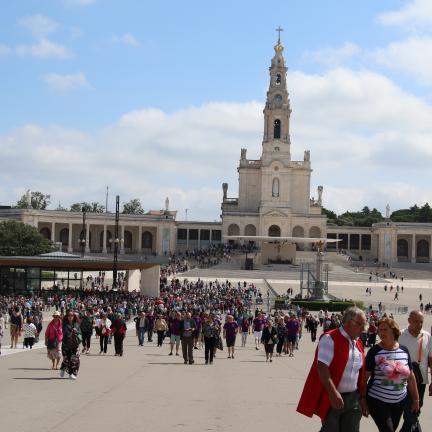 Mensageiros da Mensagem de Fátima e diocesanos de Coimbra peregrinam à Cova da Iria este sábado