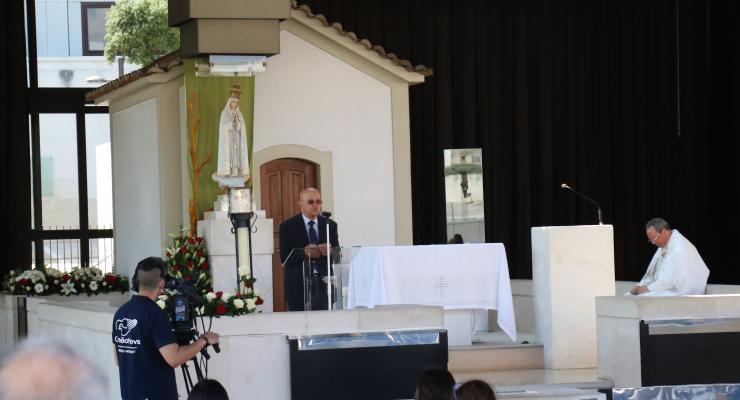 Fátima une-se ao Santo Padre na recitação do Rosário pelo sucesso na luta contra a covid-19