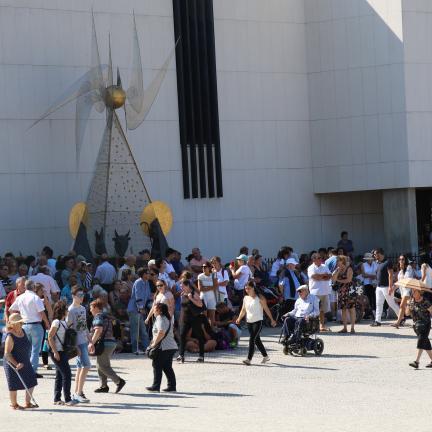 Santuário de Fátima evoca este domingo a 4ª aparição de Nossa Senhora aos Pastorinhos nos Valinhos