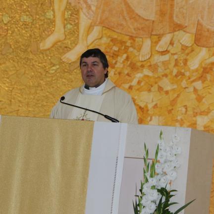 """A transformação de vida só se opera quando a palavra de Deus """"entra na história de cada um"""" diz o Pe. Francisco Pereira"""
