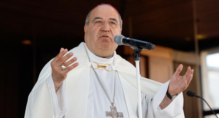 """""""Fátima é um lugar privilegiado pelo amor misericordioso de Deus"""", afirma bispo de Viseu"""
