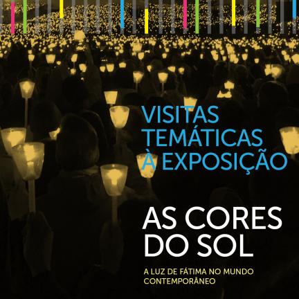 Sexta visita temática à exposição temporária centrada no Património imaterial dos peregrinos de Fátima