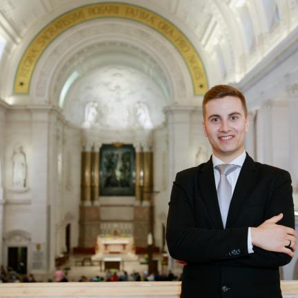 L'orgue de la basilique Notre-Dame du Rosaire de Fatima offre Bach et Vierne aux pèlerins