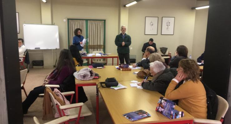 Escola do Santuário promove aprofundamento do Rosário em quatro fins de semana