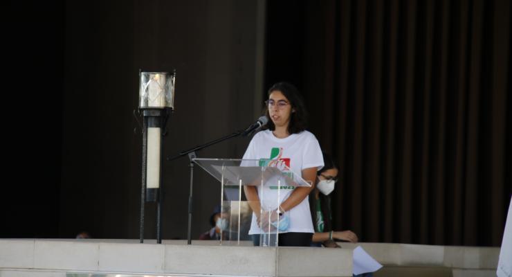 Santuário de Fátima sintoniza oração com a Jornada Mundial da Juventude de Lisboa