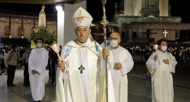 """Maria """"é a imagem e o modelo da Igreja discípula missionária, Igreja em saída"""", afirma bispo de Aveiro"""