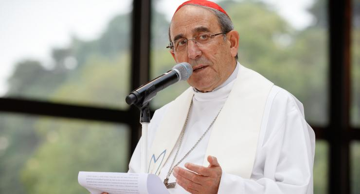 """""""Quem acredita em Deus não pode ficar cego nem insensível à dor do mundo"""", afirmou D. António Marto"""