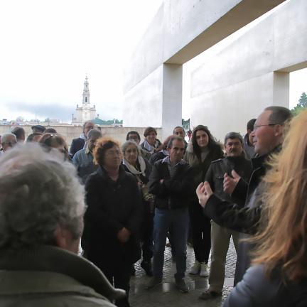 Santuário de Fátima assinala III Dia Mundial dos Pobres com a Cáritas Diocesana de Viseu