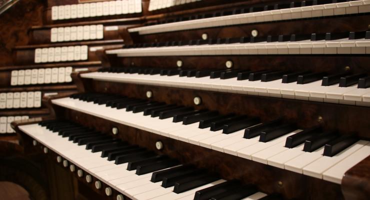 Organista Ricardo Toste será o protagonista do Recital VII na Basílica de Nossa Senhora do Rosário de Fátima
