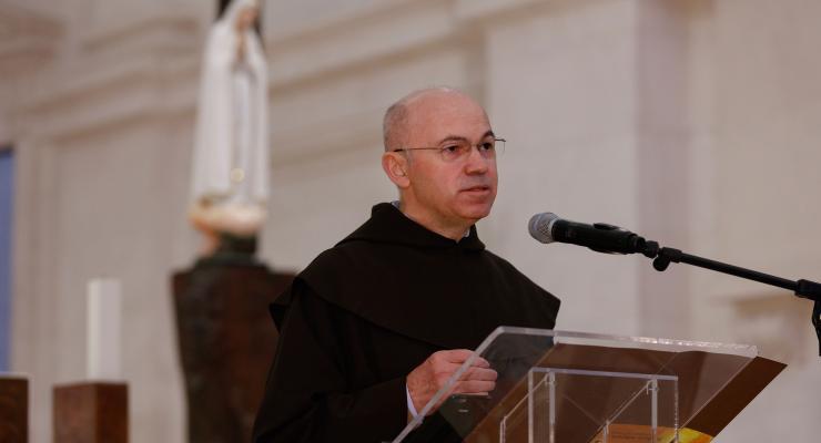 """Padre Joaquim da Silva Teixeira refletiu sobre Fátima como """"escola de santidade"""""""