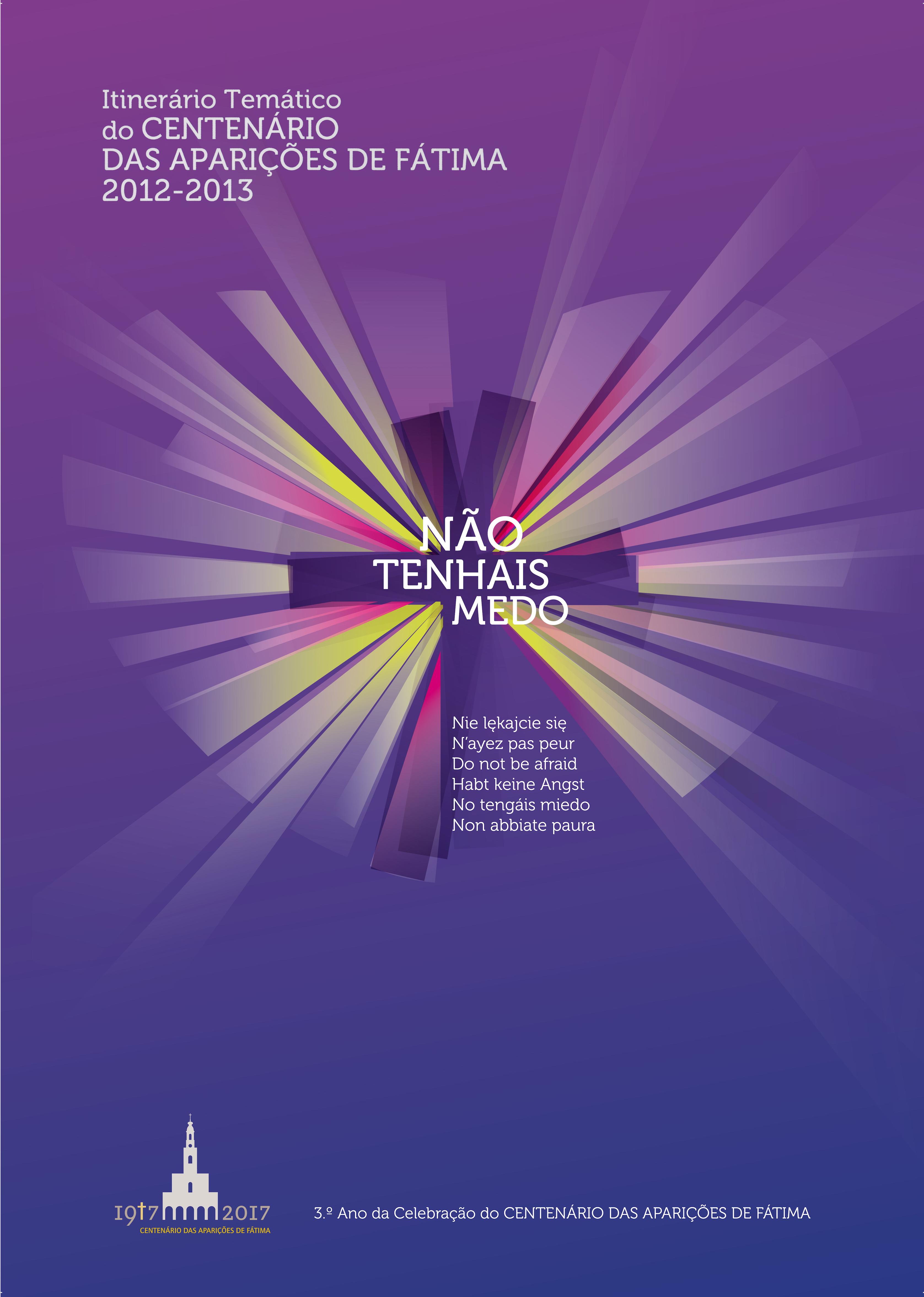 Cartaz do ano pastoral 2012-2013
