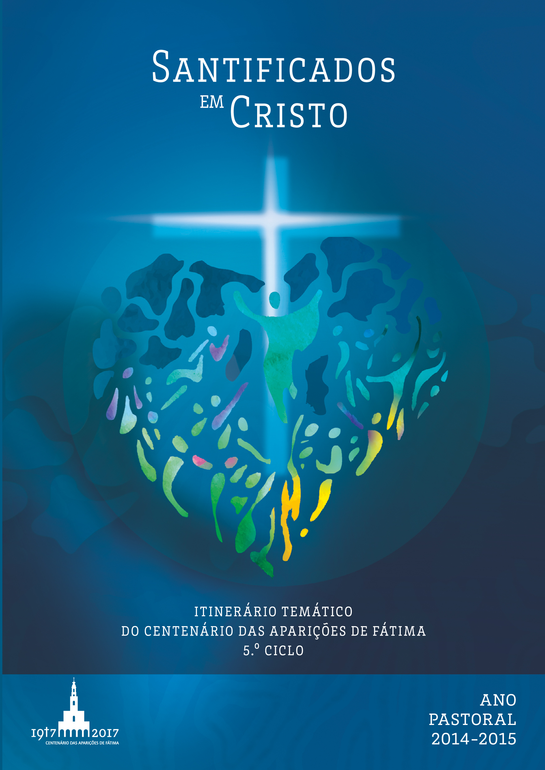 Cartaz do Ano Pastoral 2014-2015
