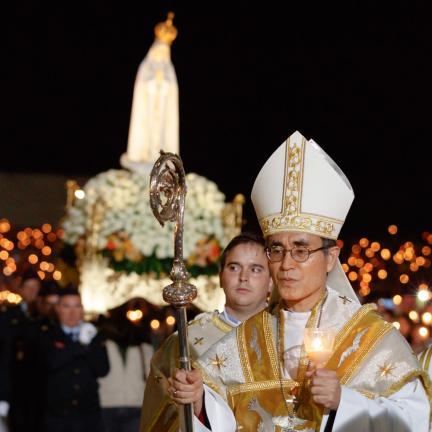 Bispo de Hiroxima deu graças pelo dom de Fátima