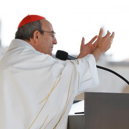 D. António Marto elogia entusiasmo, alegria e força da fé dos peregrinos