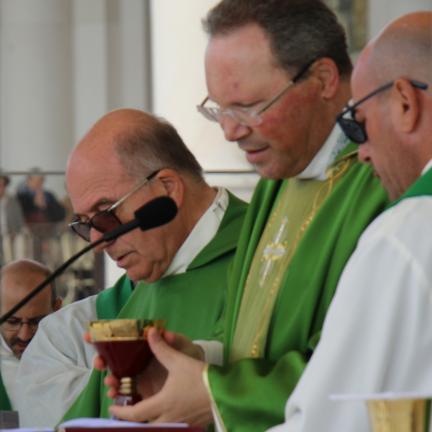 Santuário de Fátima fez memória de Paulo VI este domingo, dia em que foi canonizado
